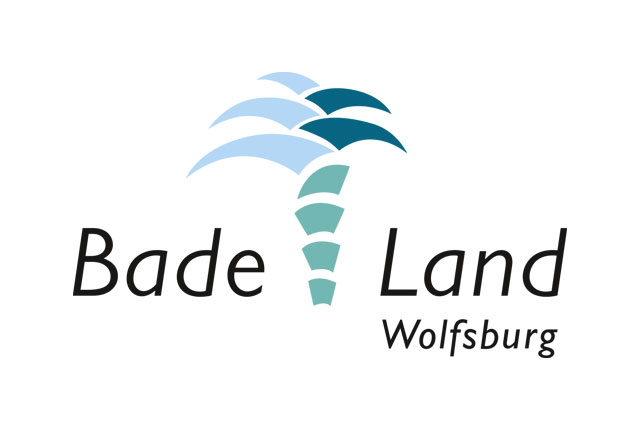 Badeland Wolfsburg Logo